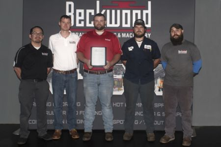 Beckwood Press Co. achieves UL listing for electrical panels