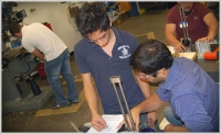 Manufacturing competition at South Texas College inspires high school students