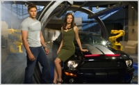 "Two RobotWorx products make their television debut on NBC's ""Knight Rider"" remake"