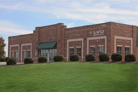 LVD Strippit opens two new regional support centers