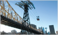 The Roosevelt Island Aerial Tramway relies on quality engineering and fabrication