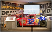 NASCAR Hall of Fame opens in Charlotte, N.C.