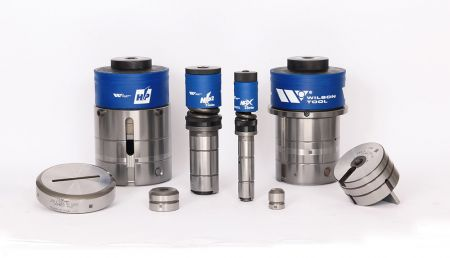 Wilson Tool introduces iSeries line of thick turret tooling