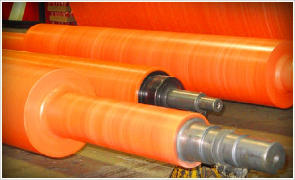 Coated rollers can extend wear life and productivity