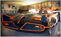 George Barris continues legacy of car customization