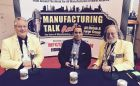 MANUFACTURING TALK RADIO INTERVIEWS FFJournal's publisher at Fabtech