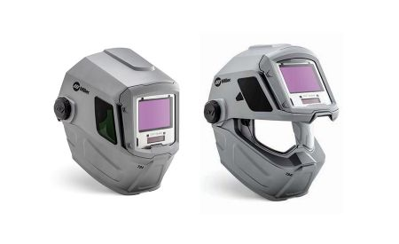 Engineering and design innovations in welding helmets maximize comfort, visibility and productivity