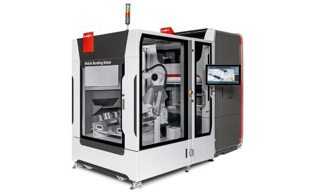 Bystronic to introduce Mobile Bending Cell automation for the Xpert 40 at open house