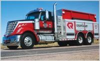 Deburring equipment gives aluminum fire trucks attractive interiors