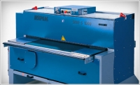 Deburring and edge-rounding machine saves bus seat manufacturer labor, costs