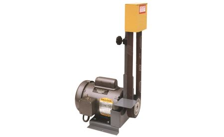 New 1SM abrasive belt sander ideal for MRO applications