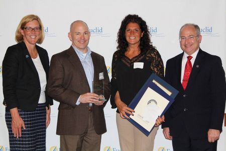 "Euclid, Ohio, Chamber of Commerce names American Punch Company ""Large Business of the Year"""